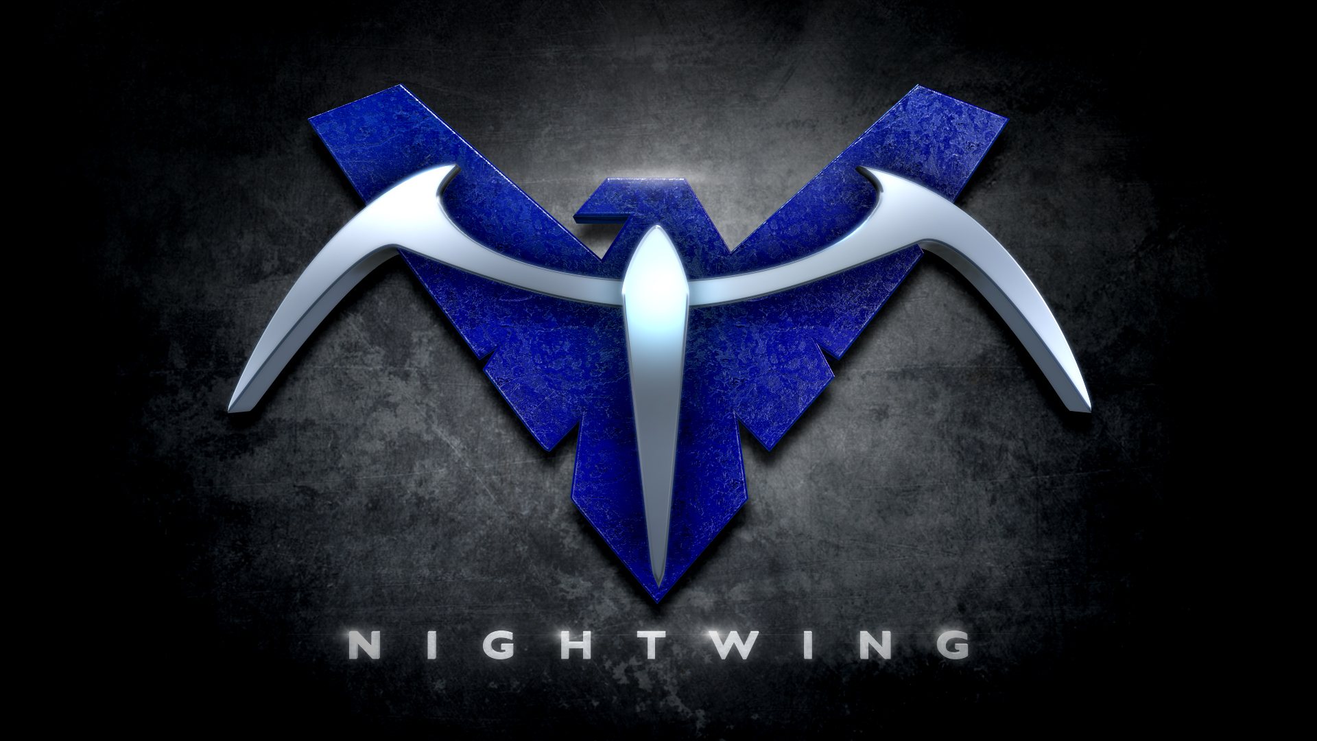 Nightwing Logo Beloeil Jones